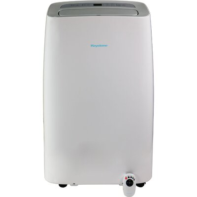 10000 BTU Portable Air Conditioner with Remote Keystone