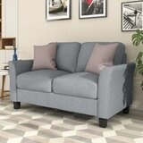 53.71 Flared Arm Sofa by Winston Porter