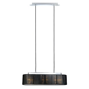 Orren Ellis Mabry 3-Light Kitchen Island Pendant