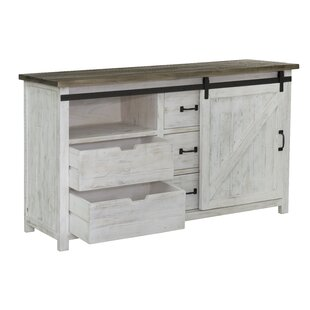 Coonrod 3 Drawer Combo Dresser