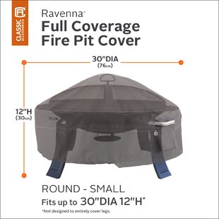 Freeport Park Fire Pit Cover