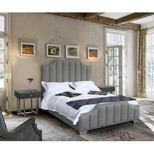 Gengler Queen Upholstered Sleigh Bed