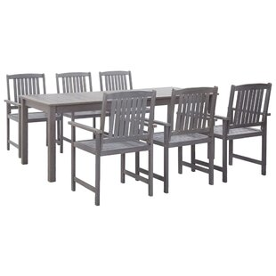 Rolfe 6 Seater Dining Set By Sol 72 Outdoor