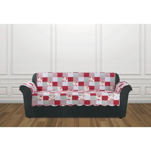 Deals Heirloom Box Cushion Sofa Slipcover by Sure Fit Reviews (2019) & Buyer's Guide