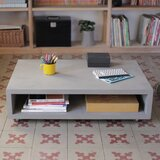 Monobloc Floor Shelf Coffee Table by Lyon Beton