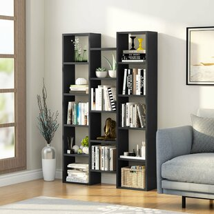 Morden Cube Bookcase by LI..