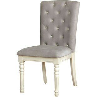 Karson Upholstered Dining Chair (Set of 2..