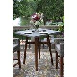 Jeffers Stone/Concrete Bistro Table