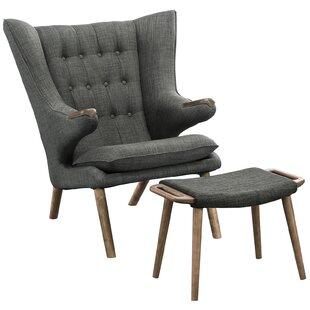 Modway Bear Lounge Chair