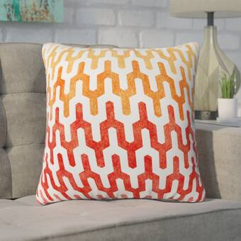 Plutus Brands Earth Native Trail Handmade Linen Throw Pillow Wayfair