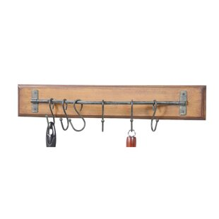Gailley Wall Mounted Coat Rack by Birch Lane™ Heritage