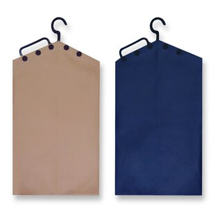 Handy Hamper Hanging Laundry Bag (Set of 2)