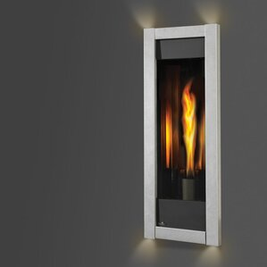 The Torch Direct Vent Wall Mount Fireplace b..