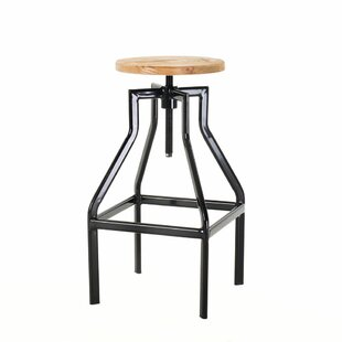 Flynn Swivel Bar Stool By Borough Wharf