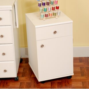 Suzie Sidekick 4 Drawer Accent Cabinet by Arrow Sewing Cabinets