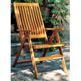 Riviera Folding Patio Dining Chair