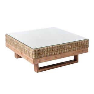 Niki Wooden Coffee Table By Sol 72 Outdoor