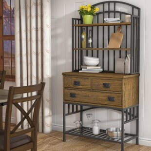 Tramel Iron Baker's Rack by Red Barr..