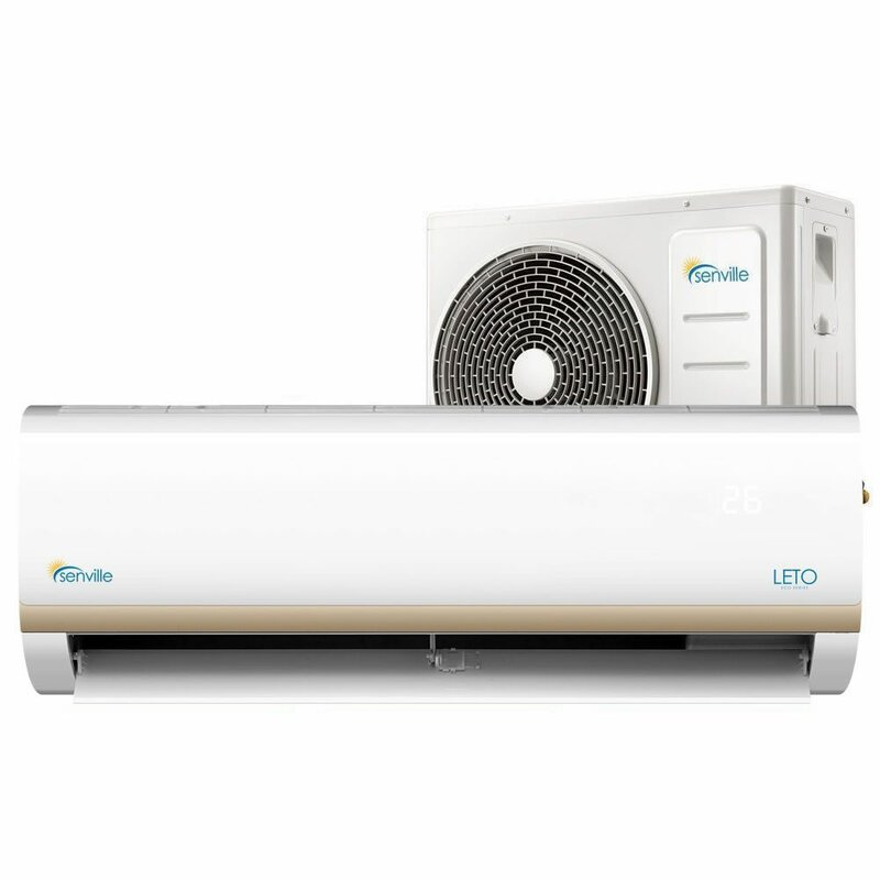 Leto 18,000 BTU Ductless Mini Split Air Conditioner With Remote