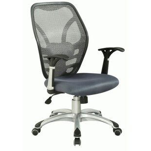 Mesh Ergonomic Task Chair by Chintaly Imports 2019 Online