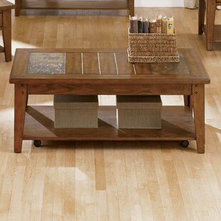 Warfel Occasional Coffee Table by Charlton Home