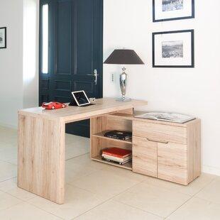 Cuuba Libre Corner Desk By Jahnke