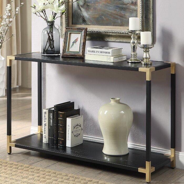 sale retailer 43a7a 85179 Goodwin Contemporary Console Table
