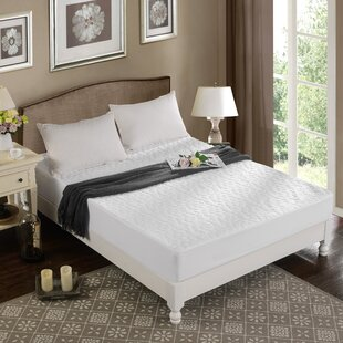 Shop For Pebbletex Hypoallergenic Waterproof Mattress Protector By Dream Decor
