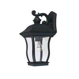 Krahn 3-Light Outdoor Wall Lantern