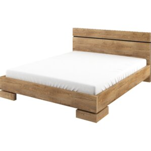 Stimson Queen Platform Bed by Brayden Studio