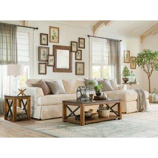 AllModern Custom Upholstery Warner Sectio..