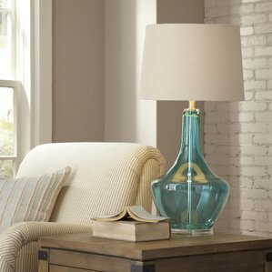 Glass Table Lamp lamp base you'll love