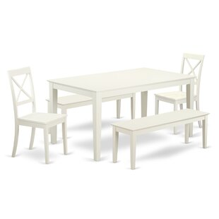 Smyrna 5 Piece Solid Wood ..