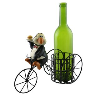 Lilian Penguin on Three Wheeled 1 Bottle ..