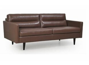 Kallistos Leather Loveseat