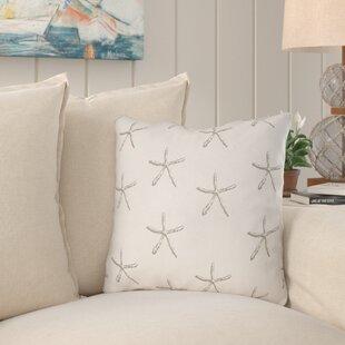 Brookline Coastal Indoor/Outdoor Throw Pillow