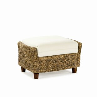 ElanaMar Designs Tangiers Ottoman with Cu..