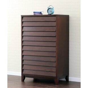 Island 6 Drawer High Chest by Home Image