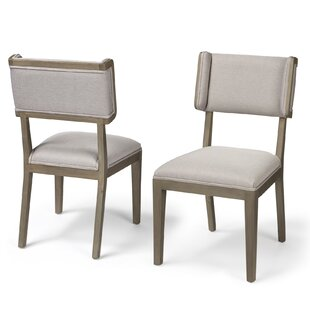 Coble Upholstered Dining Chair (Set of 2)..