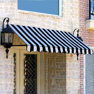 Dallas Retro Window Awning & Indoor Window Canopy | Wayfair