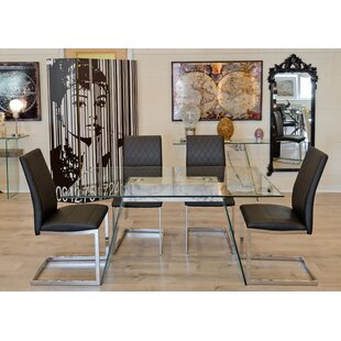 Eddington Dining Set With 6 Chairs By Metro Lane