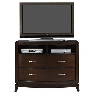 Darby Home Co Loveryk 4 Drawer Media Chest