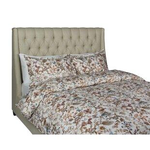 Fontanez 100% Cotton 3 Piece Reversible Duvet Cover Set