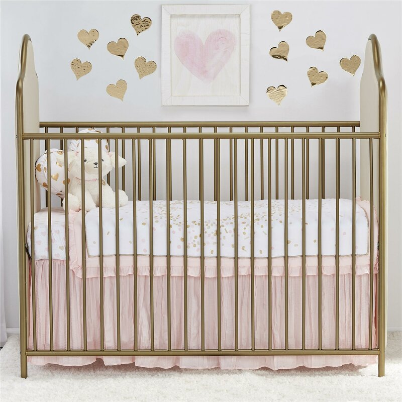 Piper 2 In 1 Convertible Crib