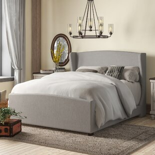 Giulio Upholstered Panel Bed by Birch Lane™ Heritage