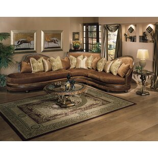 Benetti's Italia Ravenna 2 Piece Coffee Table Set