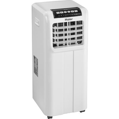 10000 BTU Portable Air Conditioner with Heater and Remote Haier