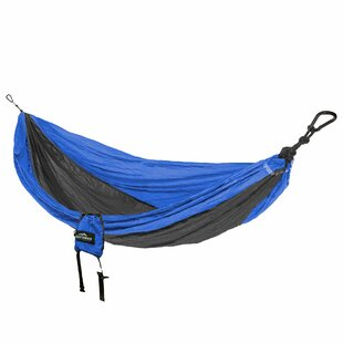 Travel Double Nylon Camping Hammock by Castaway Hammocks