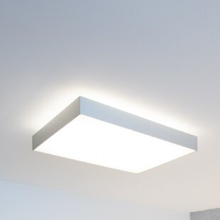 Molto Luce Cadan 1-Light Flush Mount