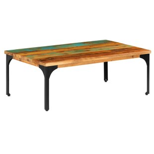 Edmundson Solid Reclaimed Wood Coffee Table By Williston Forge